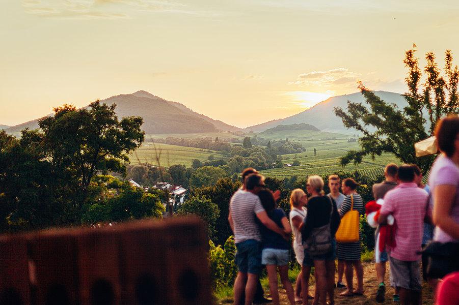 Kalmit Weinfest Ilbesheim