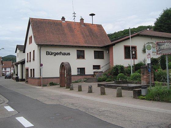 Silz Bürgerhaus