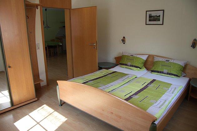 Schlafzimmer_Müller-Thurgau und Spätburgunder