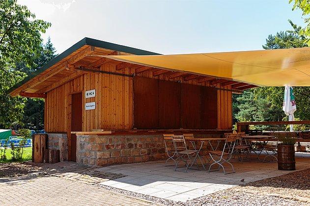 Forsthaus Annweiler Biergarten