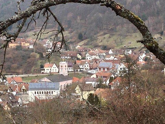 Ortsansicht Ramberg