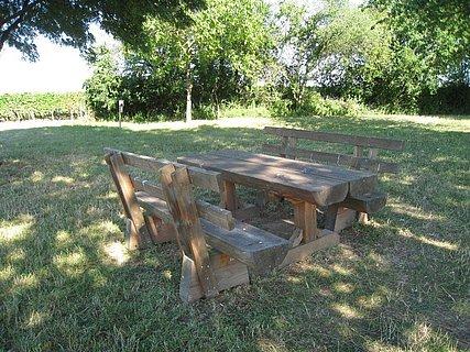 Picknickplatz Biblischer Weinpfad