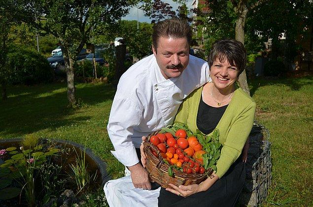 Gerhard und Elke Lauth