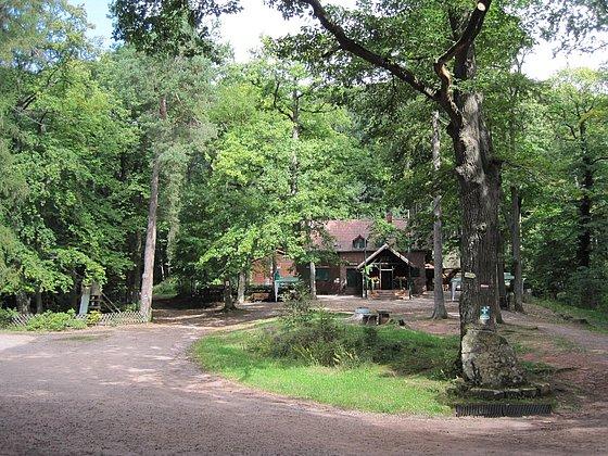 Landauer Hütte Außenansicht
