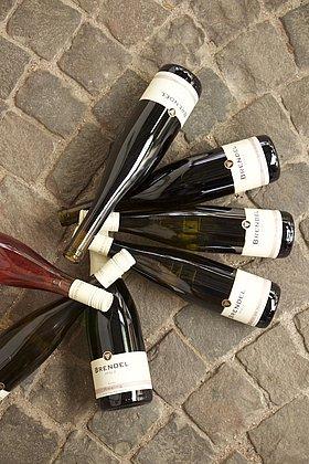 Brendel Weinflaschen
