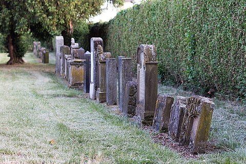 Kirrweiler_Jüdischer-Friedhof