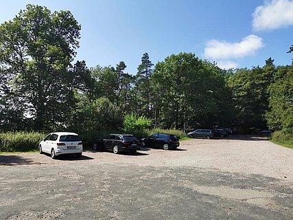 Wanderparkplatz Kalmit