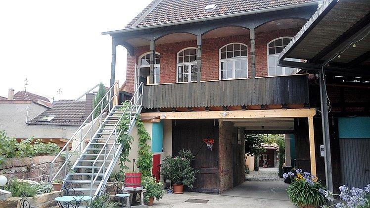 Balkon Saal