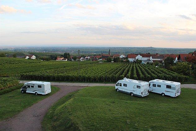 Reisemobilstellplatz Weingut Lidy