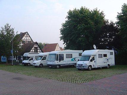 Wohnmobilstellplatz Herxheim