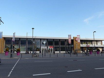 Hauptbahnhof Landau