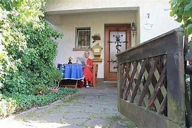 Eingang Fewo, Bild1