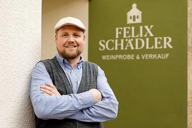 Betriebsleiter Felix Schädler
