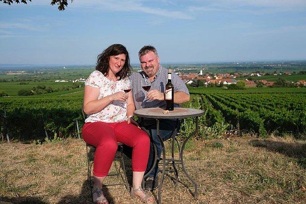 Jutta und Jörg Wingerter