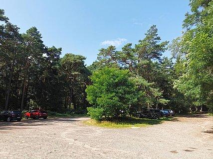 Wanderparkplatz Breitenberg