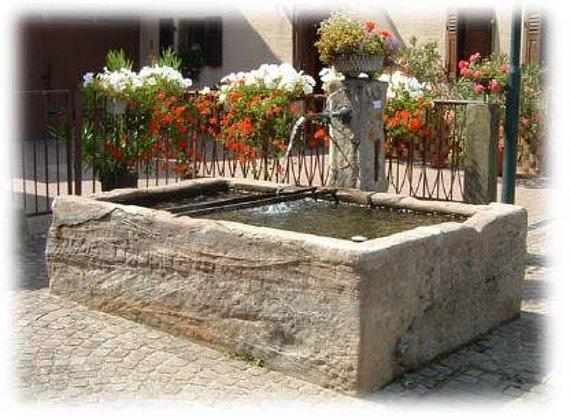 Brunnen in Burrweiler