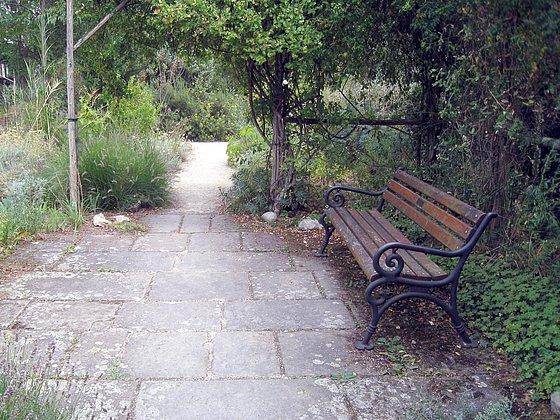 Zugang zum Sitzplatz