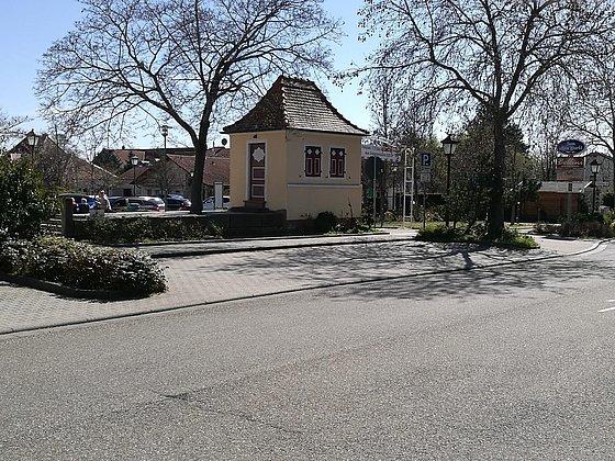 Parkplätze am Straßenrand