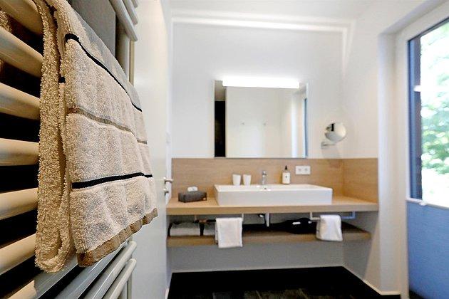 Appartement Sauna