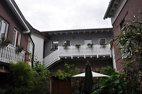 Gästehaus Hofgarten Rosa